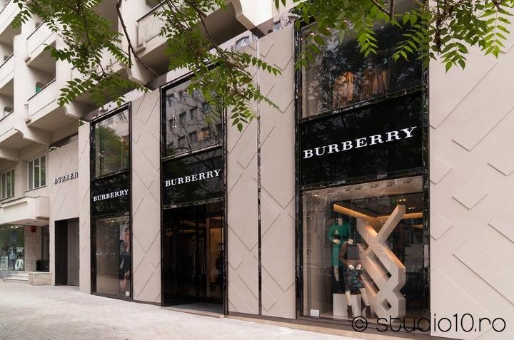Luxury Store Bucharest (Bucuresti) Entrance