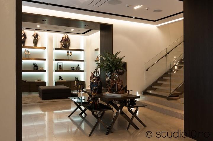 Luxury Store Bucharest (Bucuresti) Transition