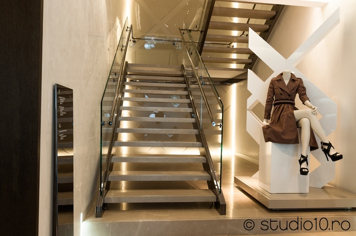 Luxury Store Bucharest (Bucuresti) Stair