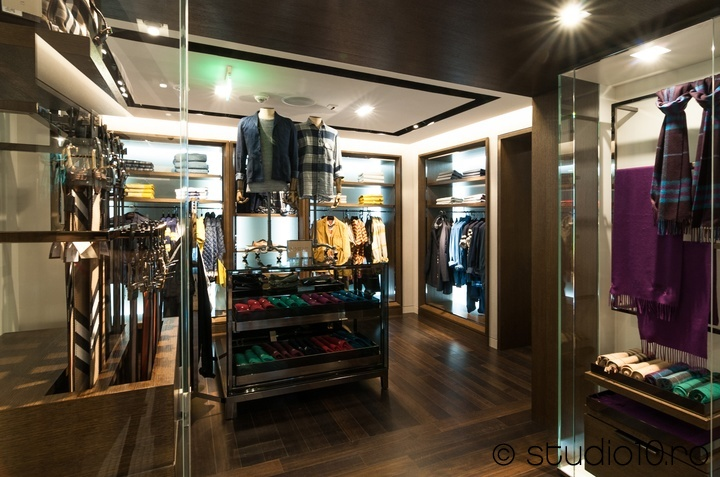Luxury Store Bucharest (Bucuresti) Mens-Brit