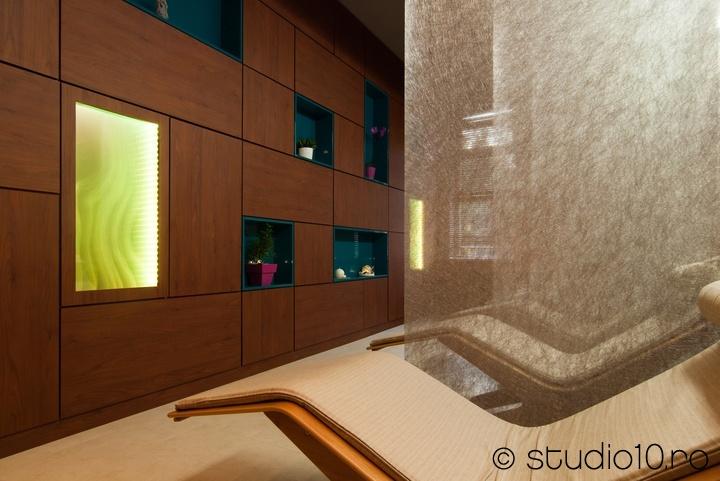 Iaki Spa Amenajare Design Relaxare
