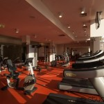 Iaki Spa Amenajare Design Sala forta Technogym
